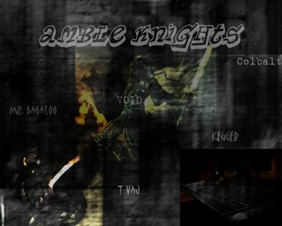 Amble Knights Cover