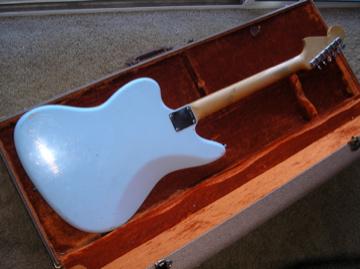 Fender, Jaguar, 1963