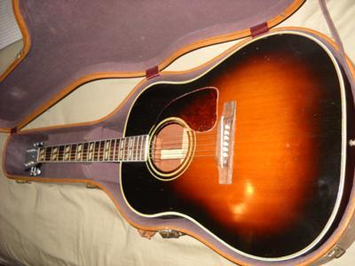 Early 1950's model Gibson Southern Jumbo