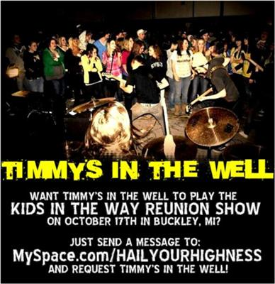 Timmy's In The Well