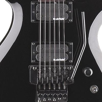 Seymour Duncan Invader Pickup on BC Rich Warbeast