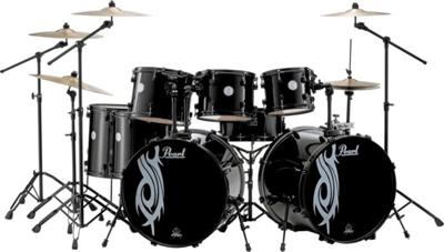 Pearl Joey Jordison Signature 8-Piece Drum Set