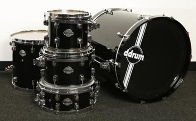 Ddrum dominion player maple shell pack