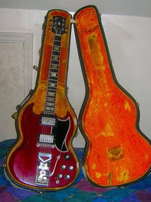1961 Les Paul (Cherry Red) SG
