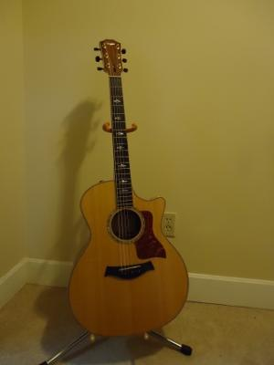 Limited Edition Taylor Guitar