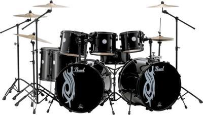 Pearl Joey Jordison Signature 8-Piece Drum Set